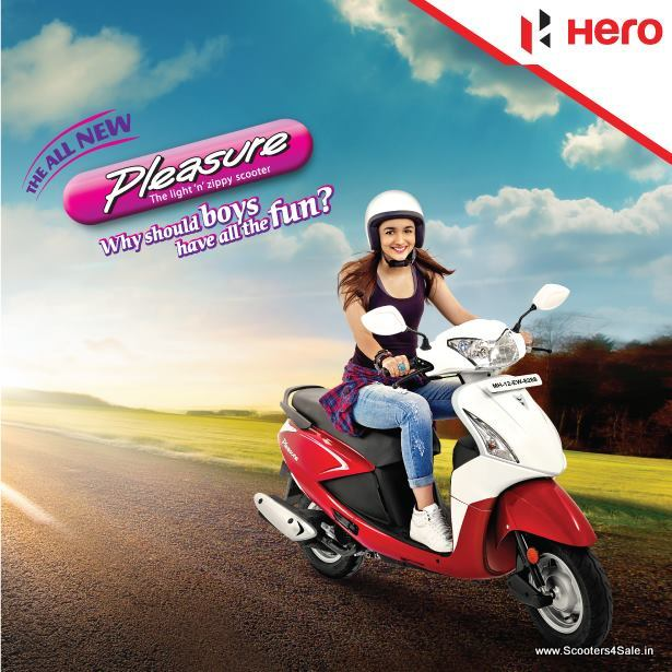 Alia Bhatt with Hero Pleasure