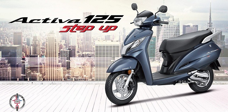 Top Five 125cc Scooters To Buy In India - Scooters4Sale