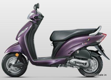 Honda Dio 2018 >> Honda Activa i: A Letdown by Honda - Scooters4Sale