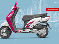 Honda Activa i Colours