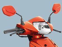 Honda Activa i Body Colour Mirrors