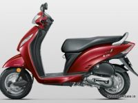 Honda Activa i Red Colour