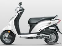 Honda Activa i White Colour