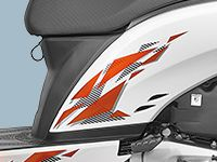 Honda Activa i Stylish Graphics