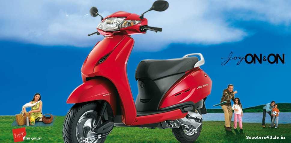 Honda Activa Scooter