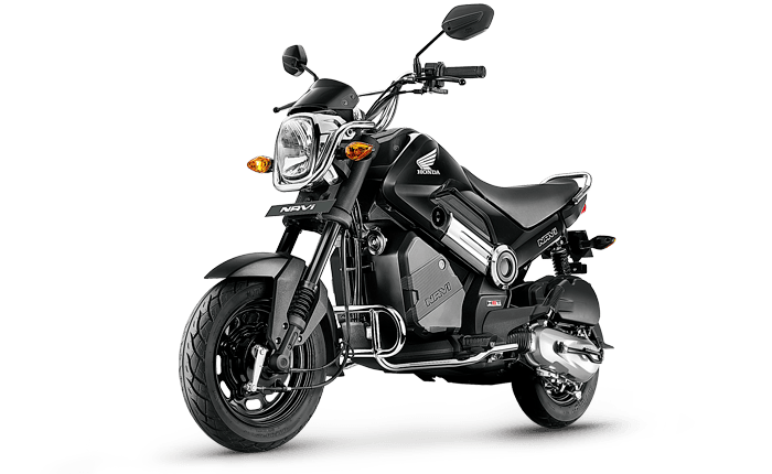 Honda Navi Chrome Black