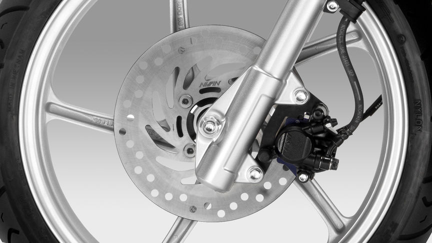 Honda Vision 110 Braking Unit
