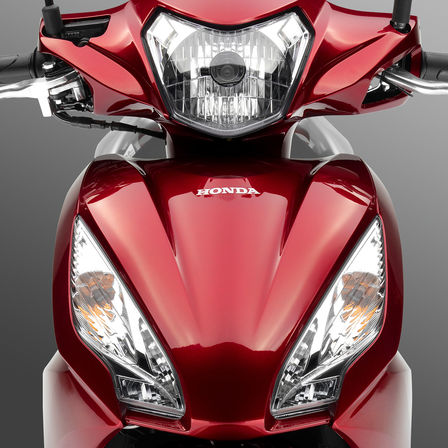 Honda Vision 110 Headlamp