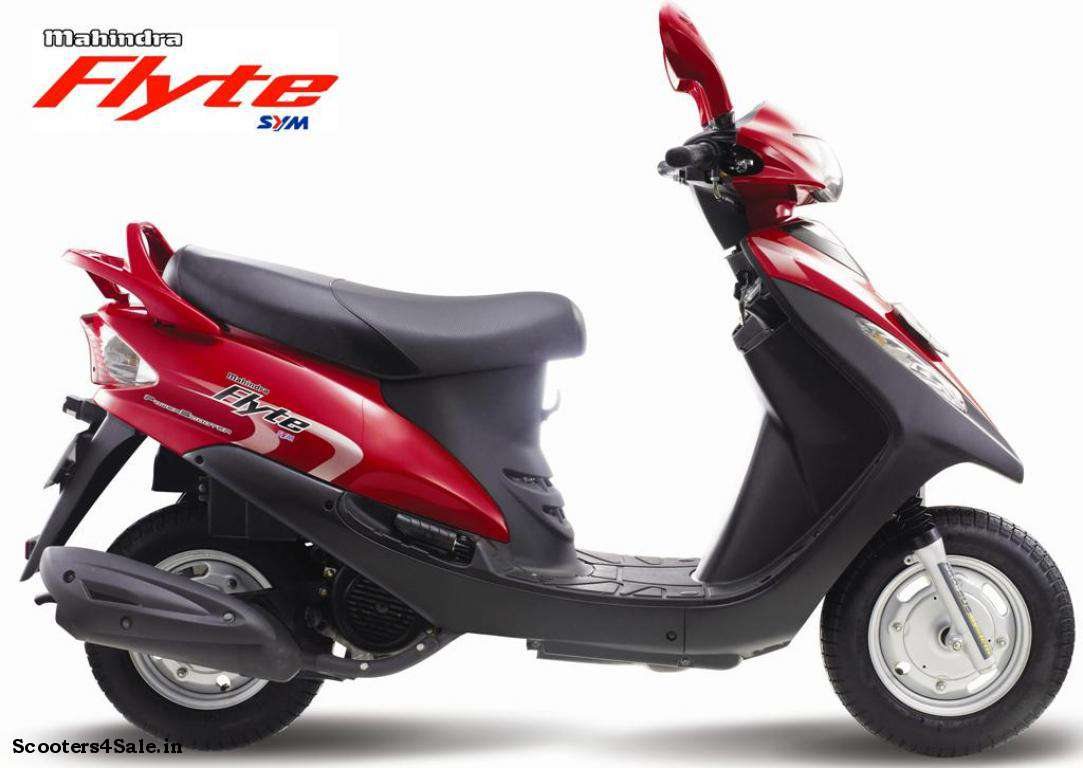 Mahindra Flyte Review Scooters4sale