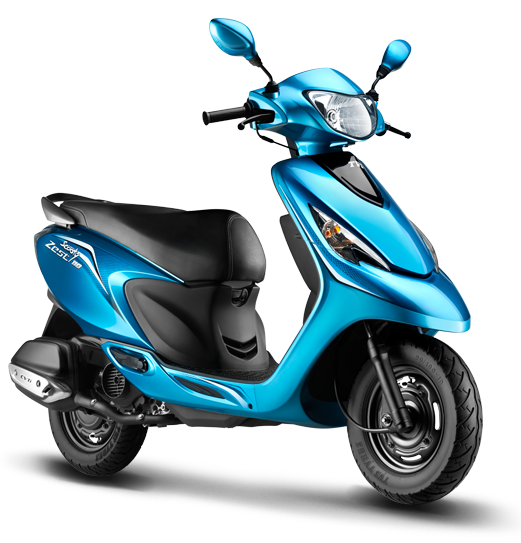 TVS Scooty Zest 110 Review - Scooters4Sale