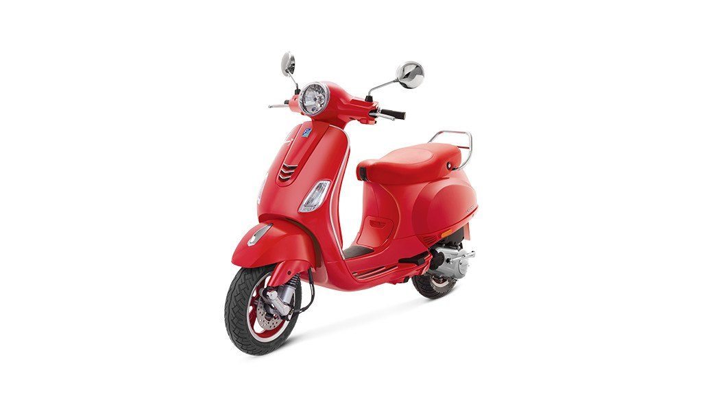 Vespa RED Product RED 125