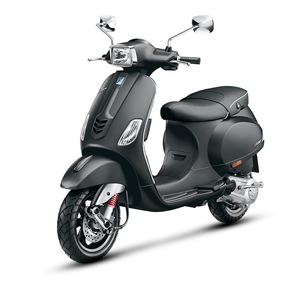 Vespa SXL 125 Matt Black