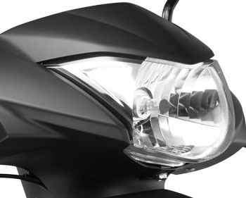 Yamaha Alpha Headlight