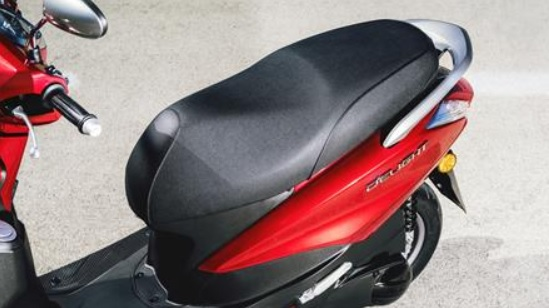 Yamaha Delight Seat Delight