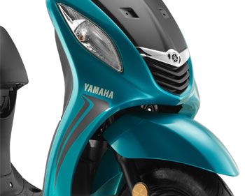 Yamaha Fascino Front Graphics