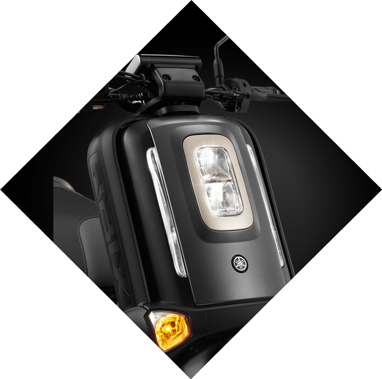Yamaha QBix Scooter Full Led Head Lamp