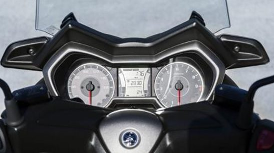 Yamaha X-MAX 300 Instrument Cluster