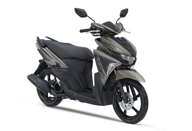 Indonesia gets the new soul gt 125cc scooter from yamaha for Yamaha motorcycles thailand prices