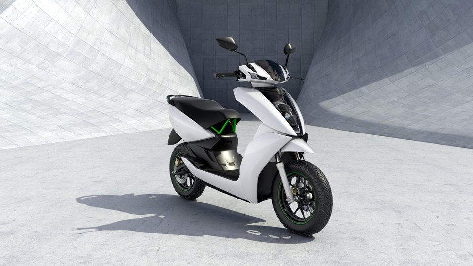 Ather S340 Scooter