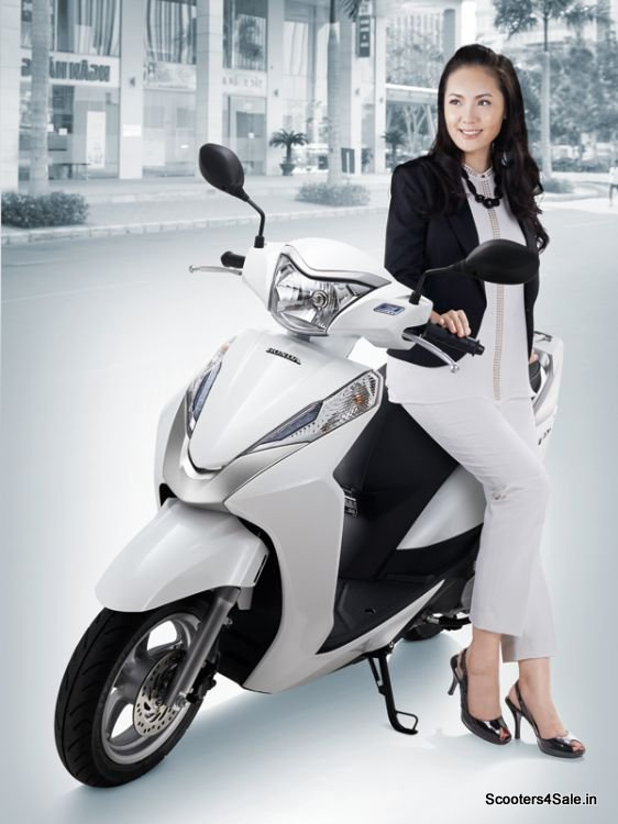 Honda Launches Lead 125 In Vietnam Scooters4sale