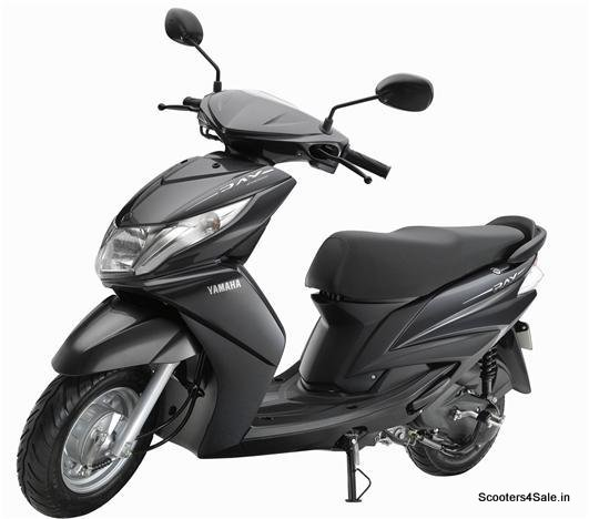 Yamaha to Launch a 125cc Scooter in India - Scooters4Sale